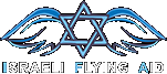israel flying aid