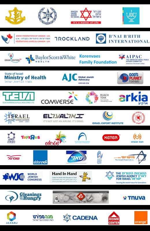 Israeli Flying Aid Partners